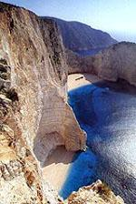 Navagio (Smugglers Wreck) Beach